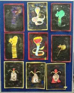 P3-4 Pupils Art Work 2